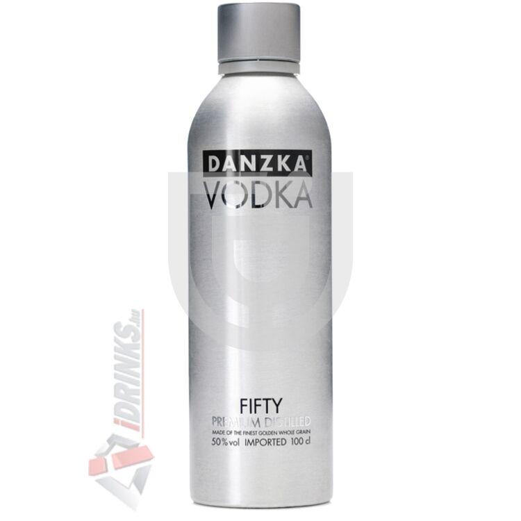 Danzka Fifty Premium Distilled Vodka [1L|50%]