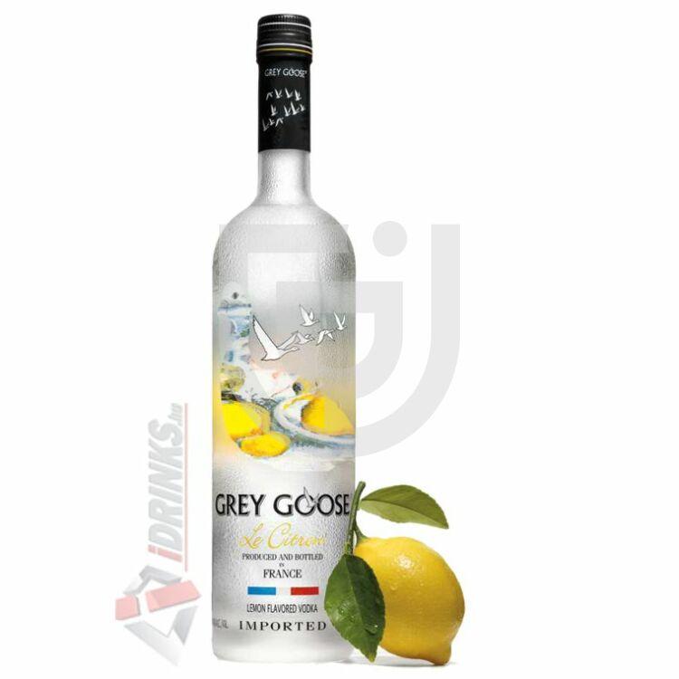 Grey Goose Citrom Vodka [0,7L|40%]
