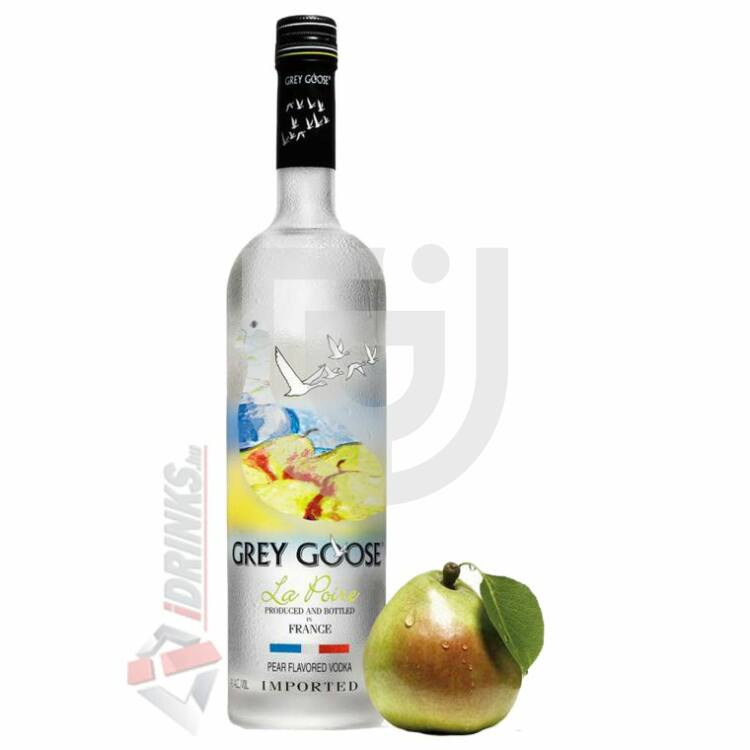 Grey Goose Körte Vodka [0,7L|40%]