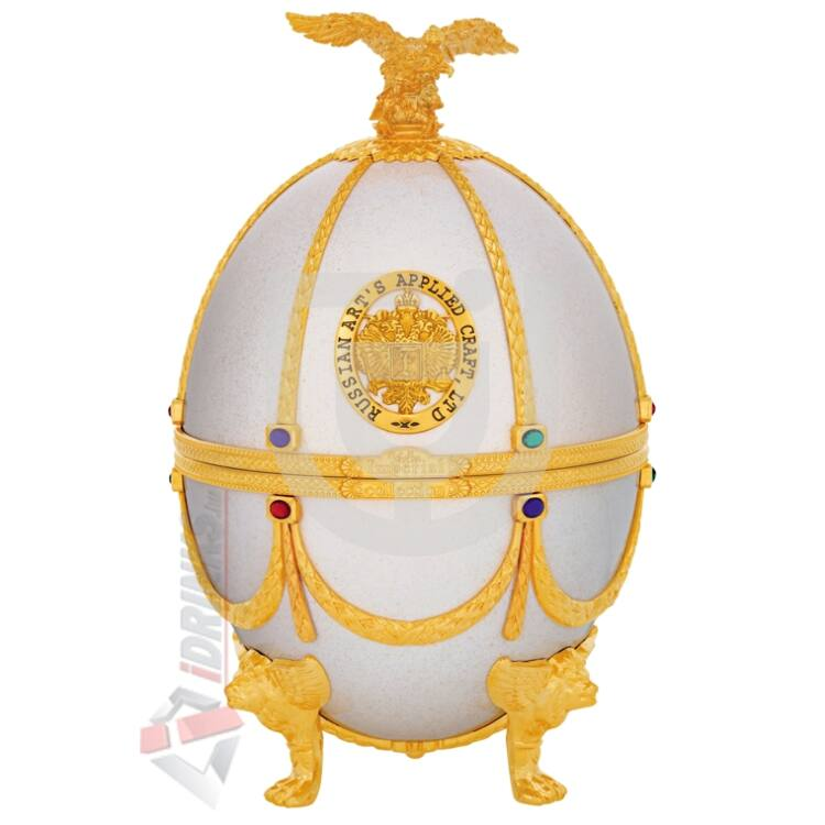 """Imperial Collection Faberge Egg  """"Pearl disagne"""" Vodka [0,7L 40%]"""