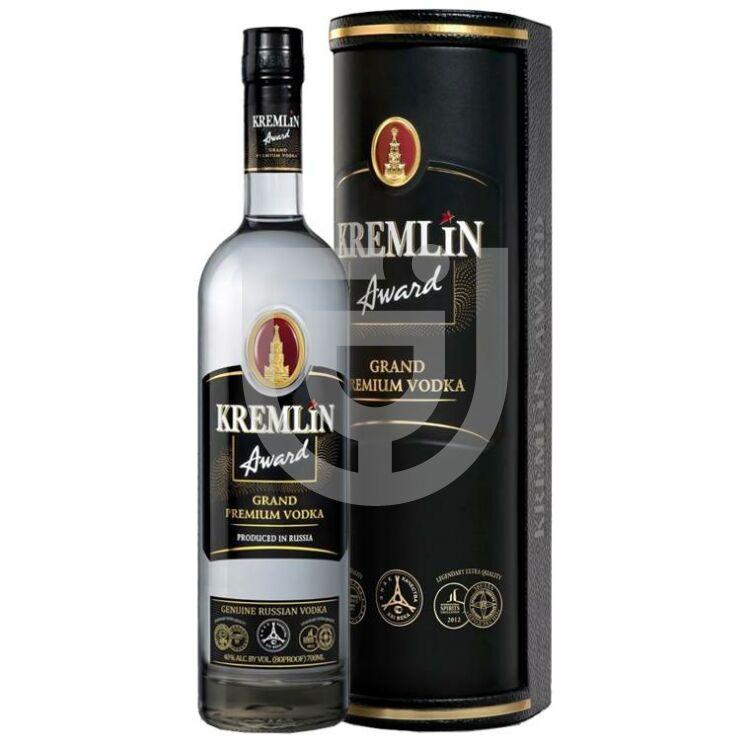 Kremlin Award Grand Premium Vodka (Bőr DD) [0,7L|40%]