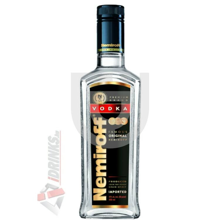 Nemiroff Original Vodka [0,5L|40%]