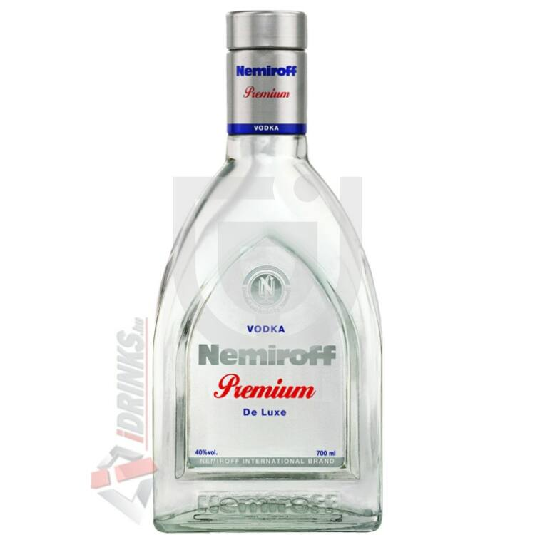 Nemiroff Premium de Luxe Vodka [0,7L|40%]
