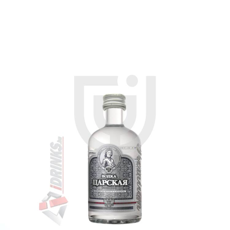 Russian Carskaja Original Vodka [0,05L|40%]