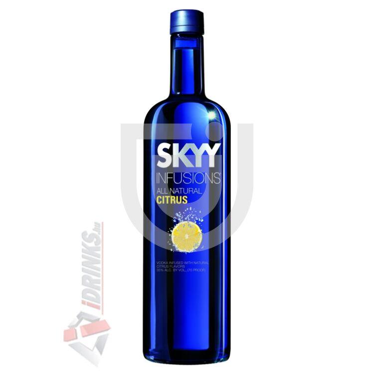 Skyy Citrus Vodka [0,7L 37,5%]