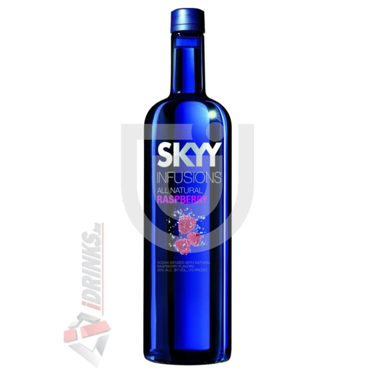 Skyy Raspberry Vodka [0,7L 37,5%]