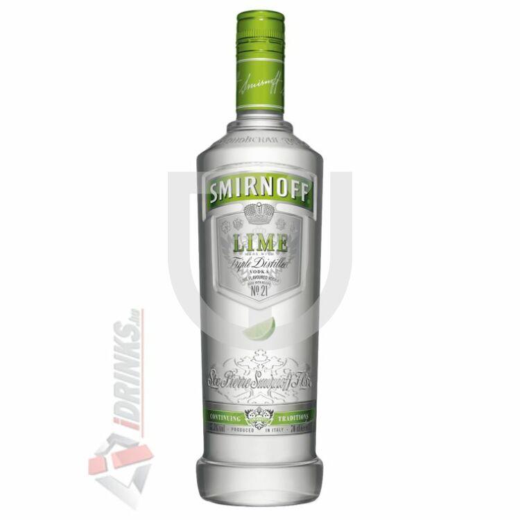 Smirnoff Lime Vodka [0,7L 37,5%]