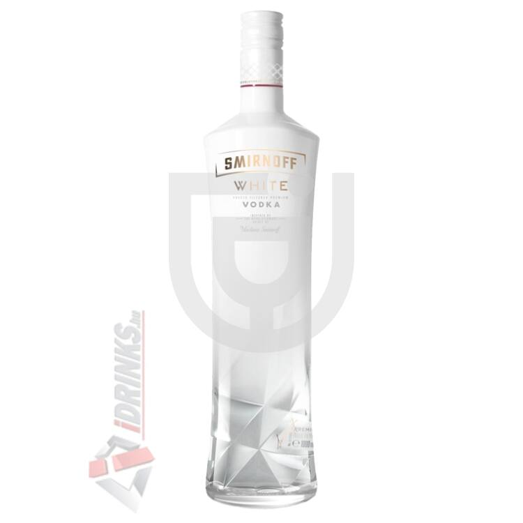Smirnoff White Vodka [1L|41,3%]