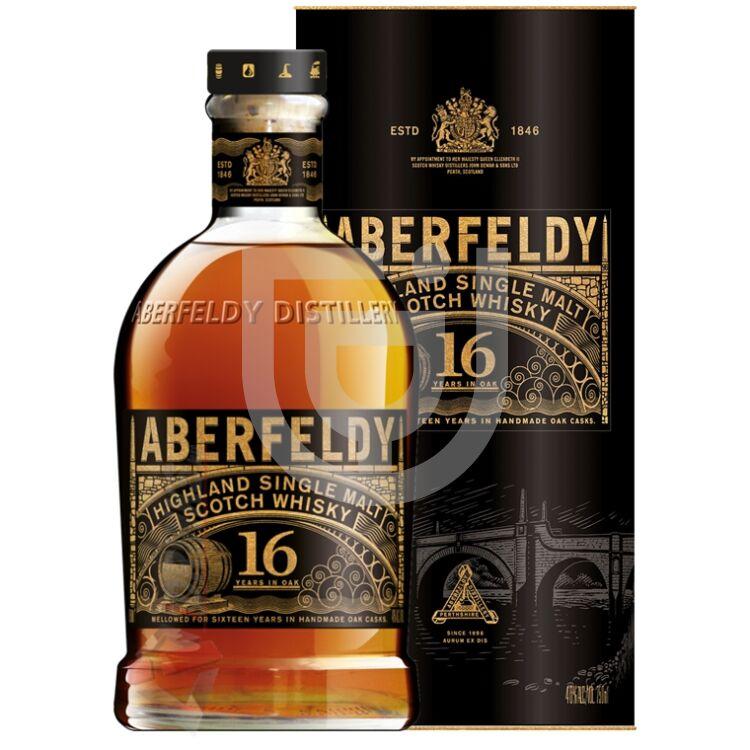 Aberfeldy 16 Years Whisky [0,7L|40%]