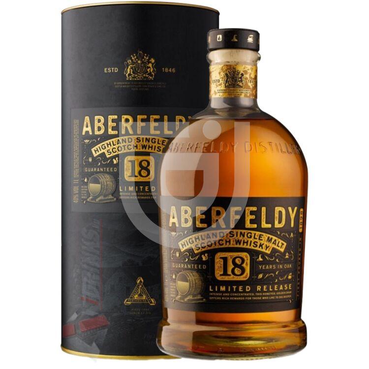 Aberfeldy 18 years Whisky [1L|40%]
