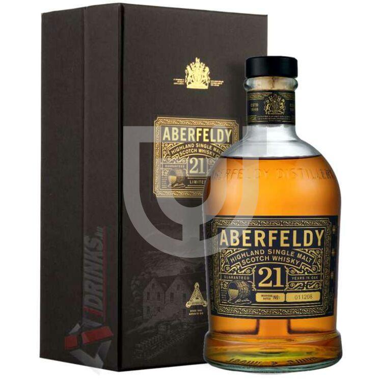 Aberfeldy 21 Years Whisky [0,7L|40%]