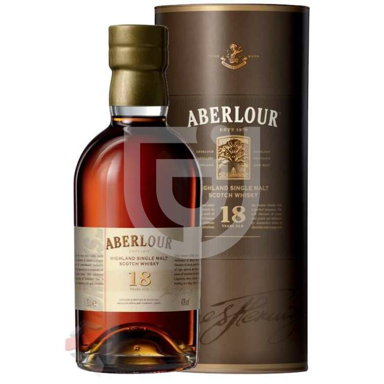 Aberlour 18 Years Whisky [0,5L|43%]