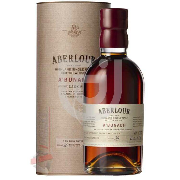 Aberlour A'bunadh Whisky [0,7L|60,3%]