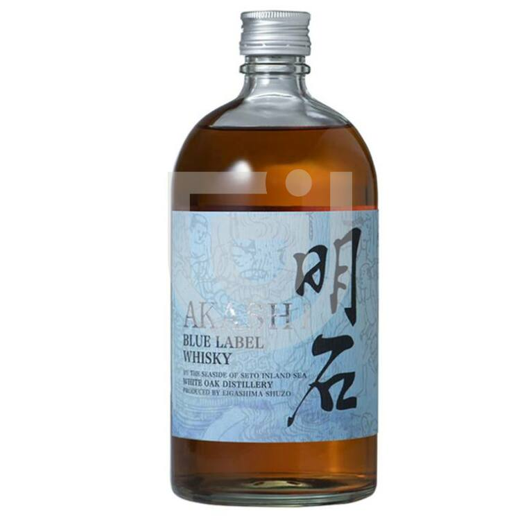Akashi White Oak Blue Blended Whisky [0,7L|40%]