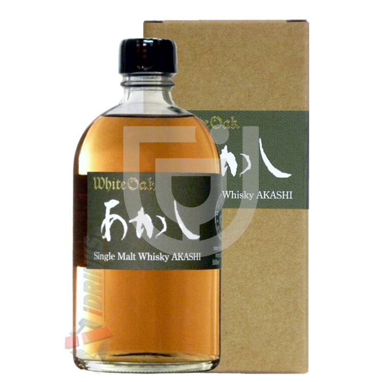 Akashi White Oak Single Malt Whisky [0,5L|46%]