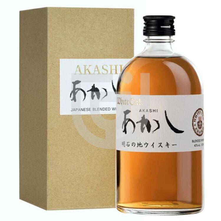 Akashi White Oak Blended Whisky (DD) [0,5L|40%]