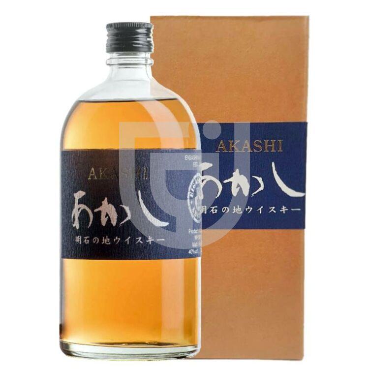 Akashi White Oak Blue Blended Whisky [0,7L|40%]