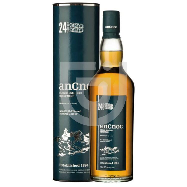 anCnoc 24 Years Whisky [0,7L|46%]