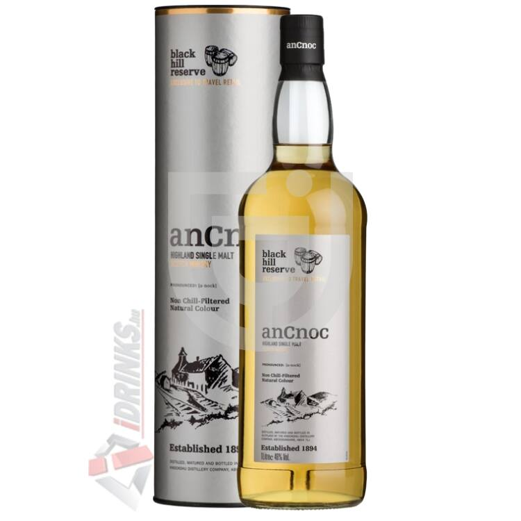 anCnoc Black Hill Reserve Whisky [1L|46%]
