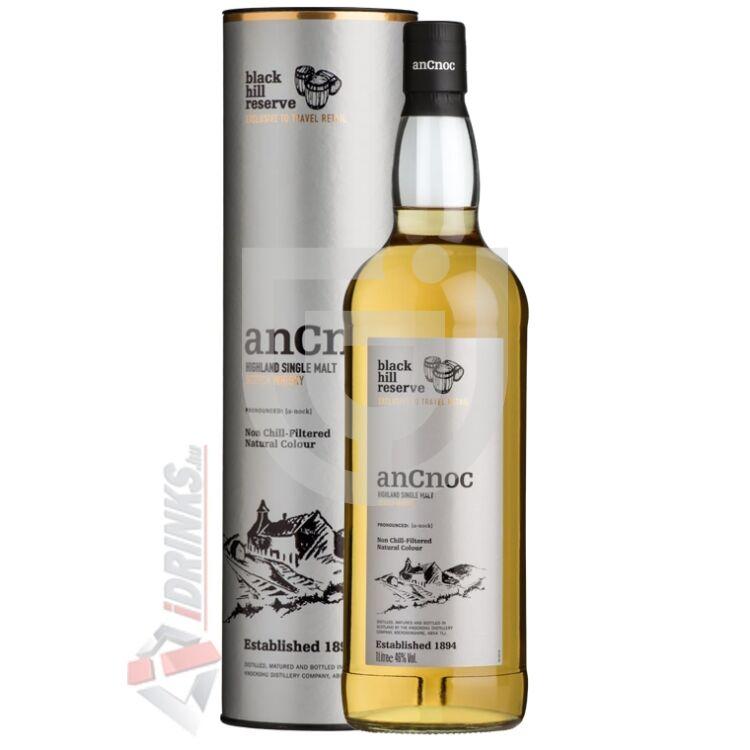 anCnoc Black Hill Reserve Whisky [1L|46%]