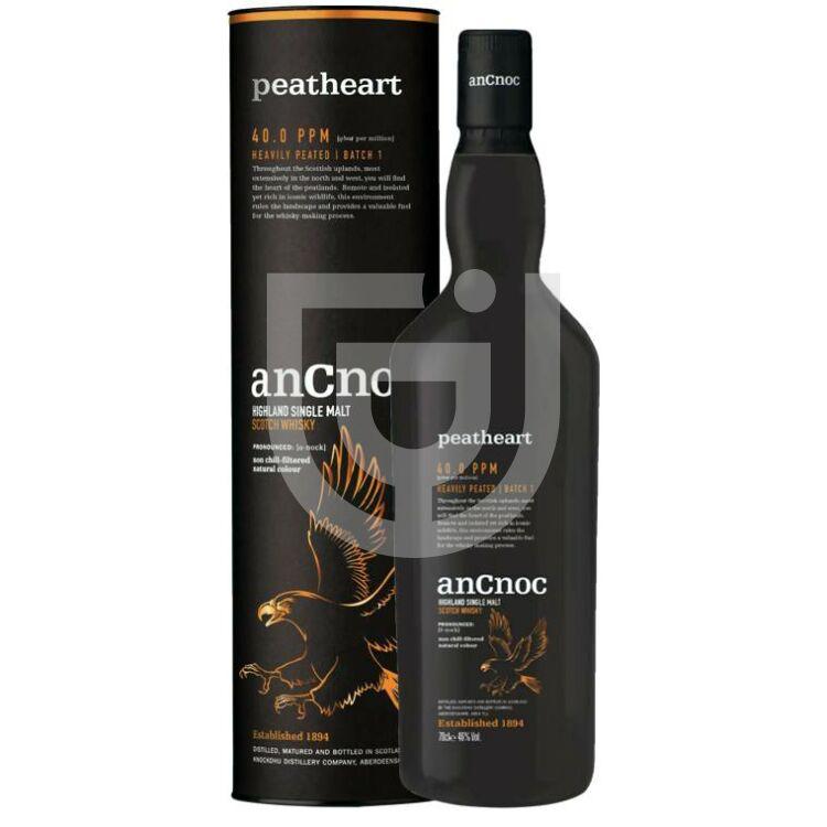 anCnoc Peatheart Whisky [0,7L 46%]