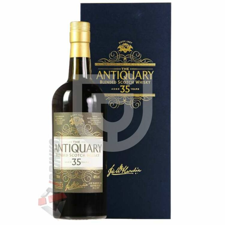 Antiquary 35 Years Whisky [0,7L|46%]