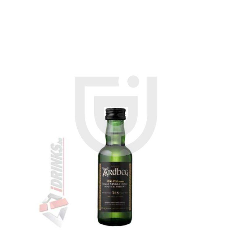 Ardbeg 10 Years Whisky Mini [0,05L|46%]