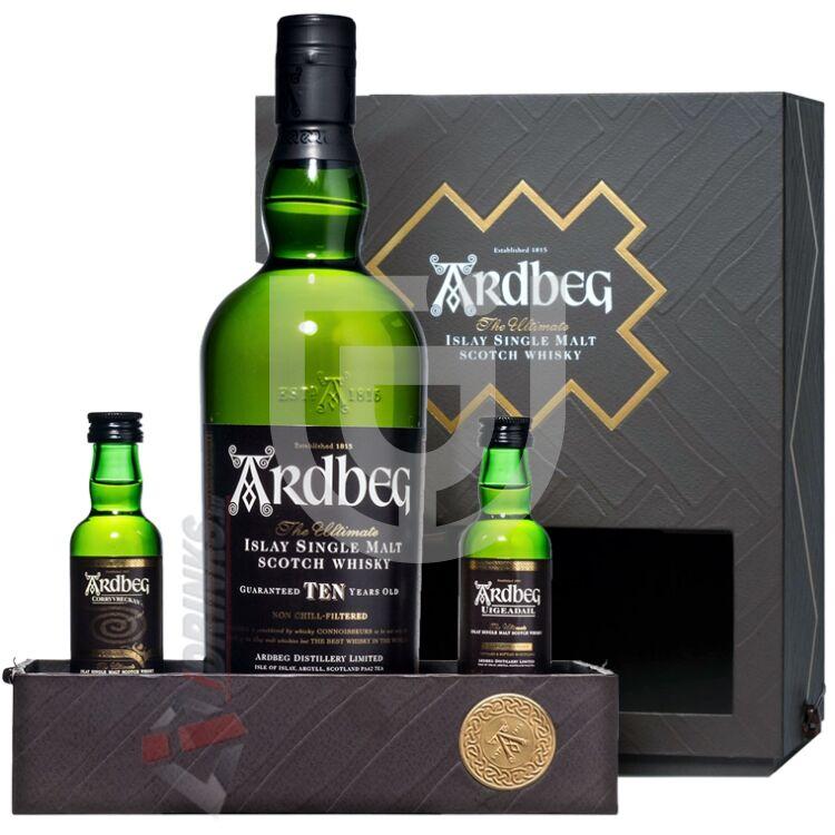 Ardbeg Whisky Exploration Pack [0,8L|47,2%]