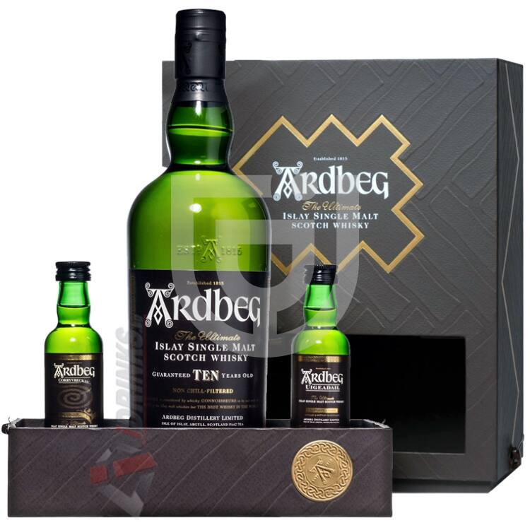 Ardbeg Whisky Exploration Pack [0,8L 47,2%]