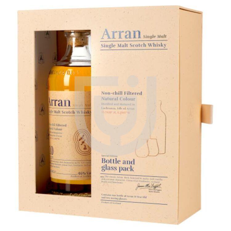 Arran 10 Years Whisky (DD+2 Pohár) [0,7L|46%]