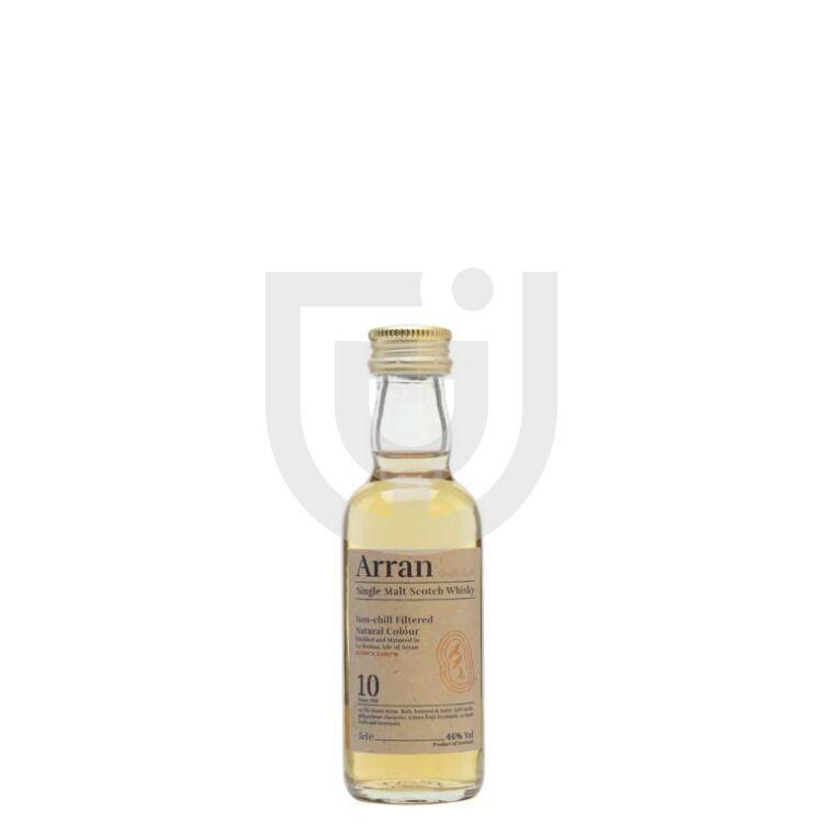 Arran 10 Years Whisky Mini [0,05L|46%]