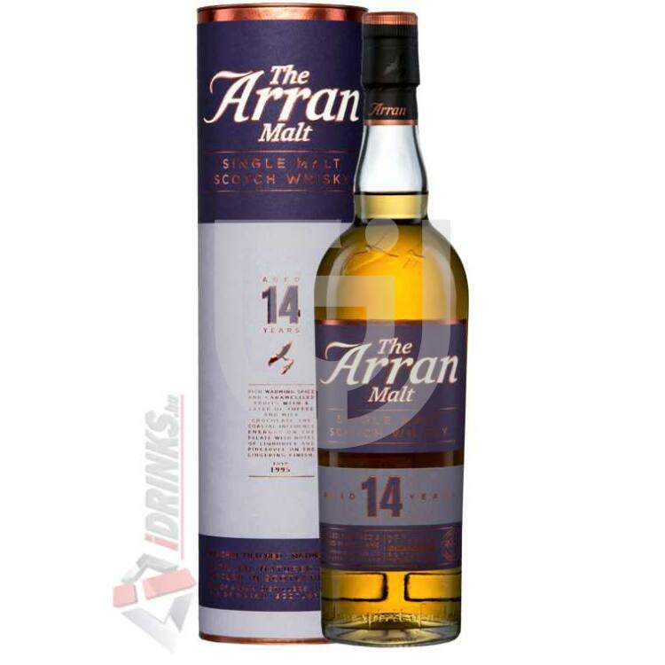 Arran 14 Years Whisky [0,7L|46%]
