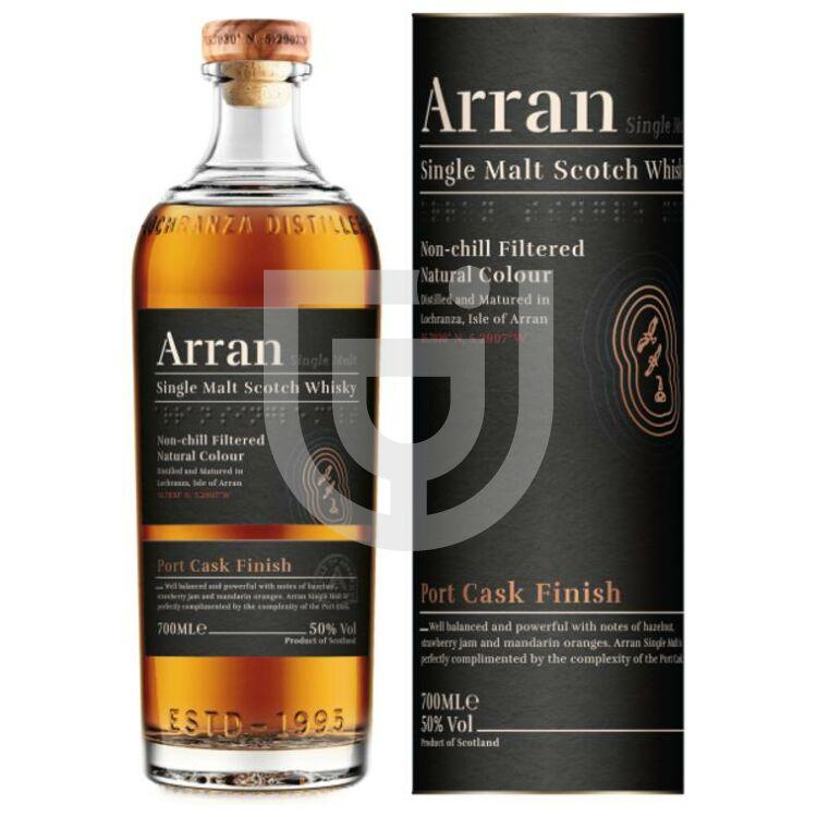 Arran Cask Finish Range Port Whisky [0,7L|50%]