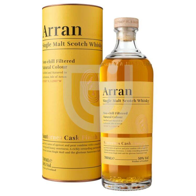 Arran Cask Finish Range Sauternes Whisky [0,7L|50%]