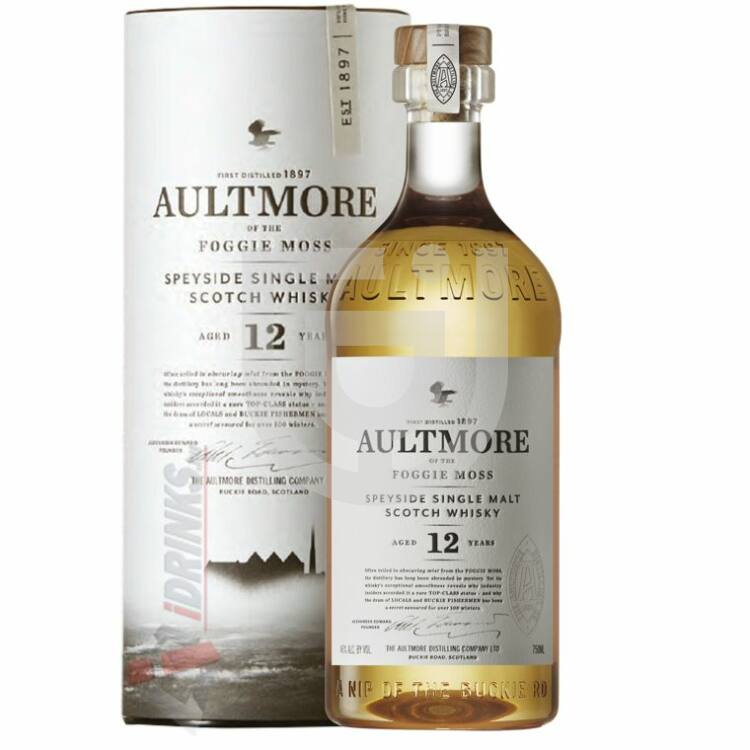 Aultmore Foggie Moss 12 Years Whisky [0,7L|46%]