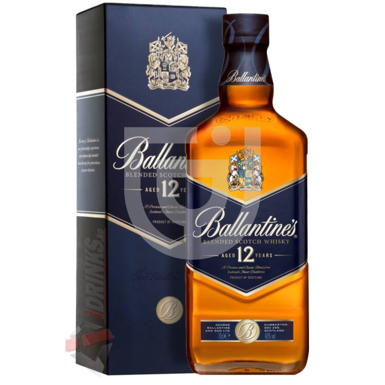 Ballantines 12 Years Whisky [0,5L|40%]