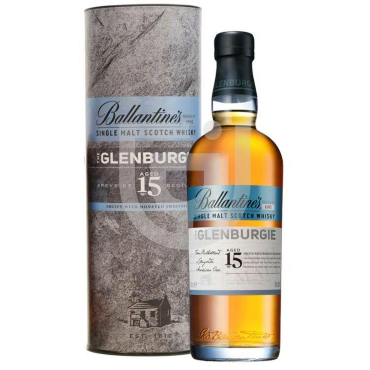 Ballantines 15 Years Glenburgie Single Malt Whisky [0,7L|40%]