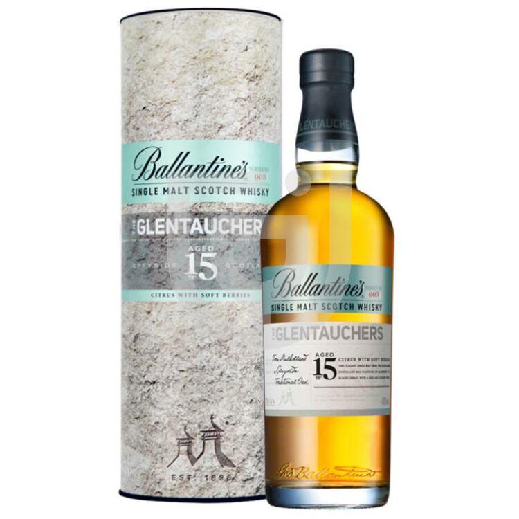 Ballantines 15 Years Glentauchers Single Malt Whisky [0,7L|40%]