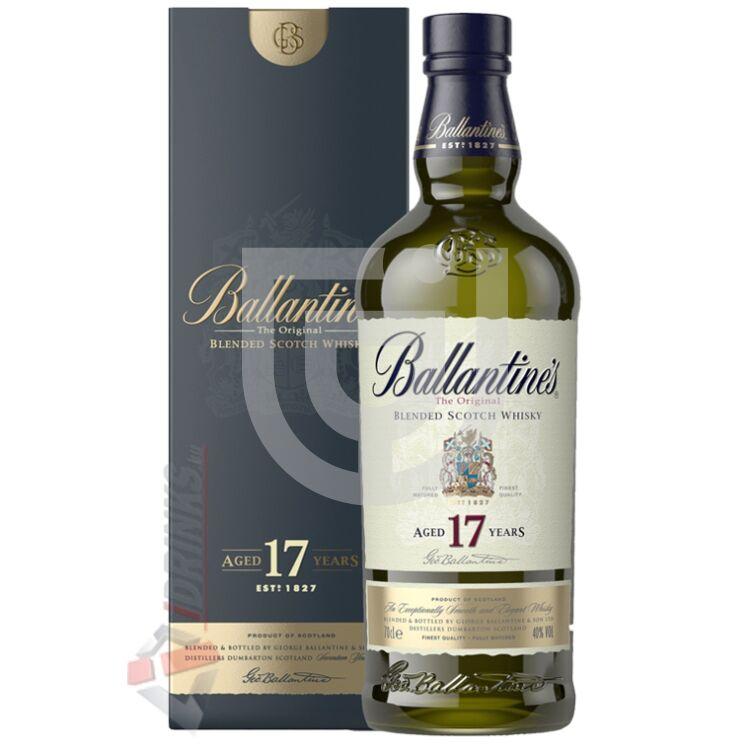Ballantines 17 Years Whisky [0,7L|40%]