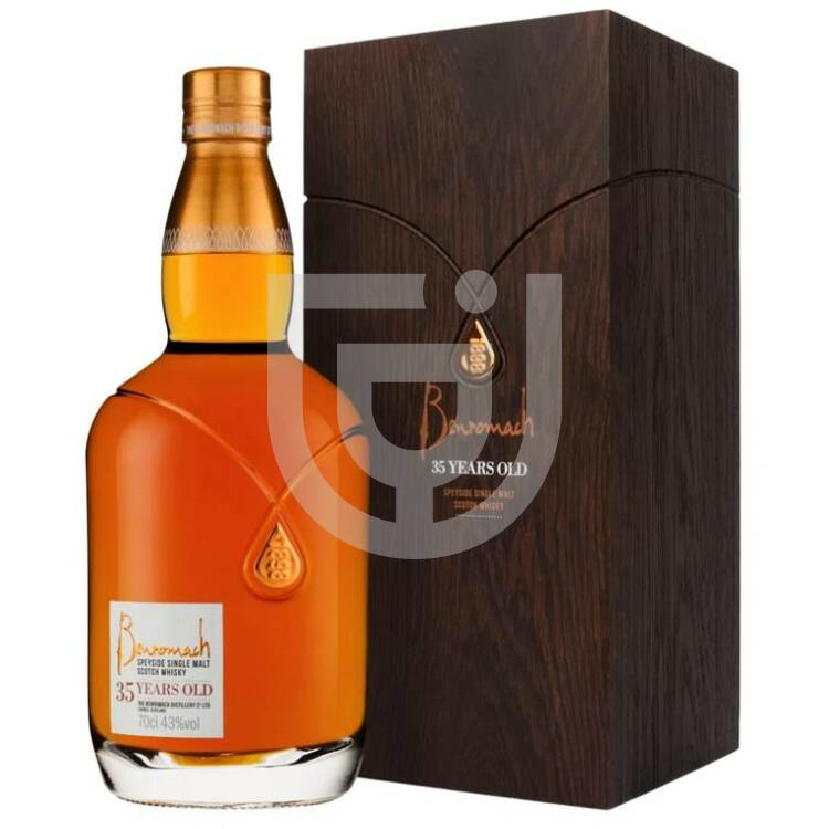 Benromach 35 Years Whisky [0,7L|43%]