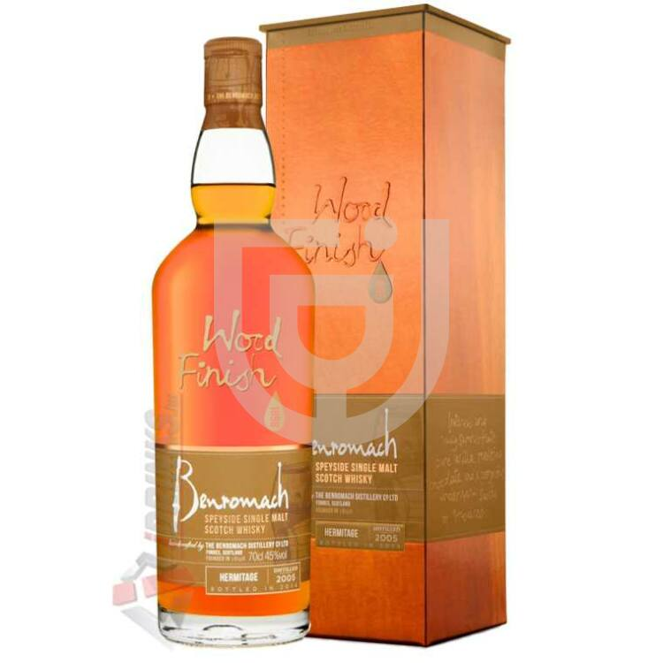 Benromach Hermitage Finish Whisky [0,7L|45%]