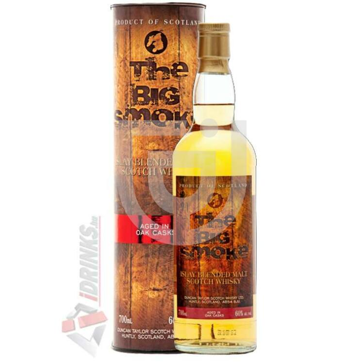 Big Smoke Islay Whisky [0,7L 60%]