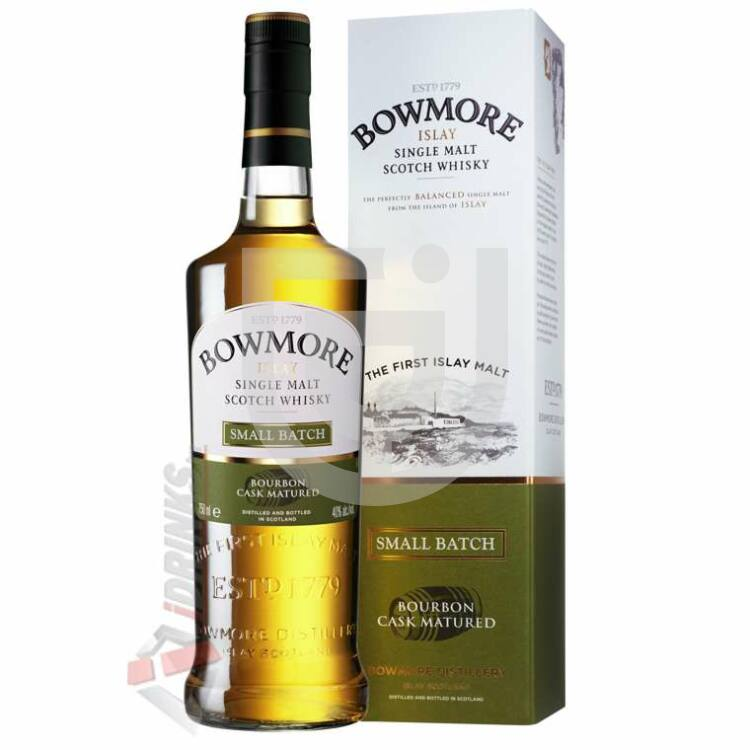 Bowmore Small Batch Whisky [0,7L|40%]