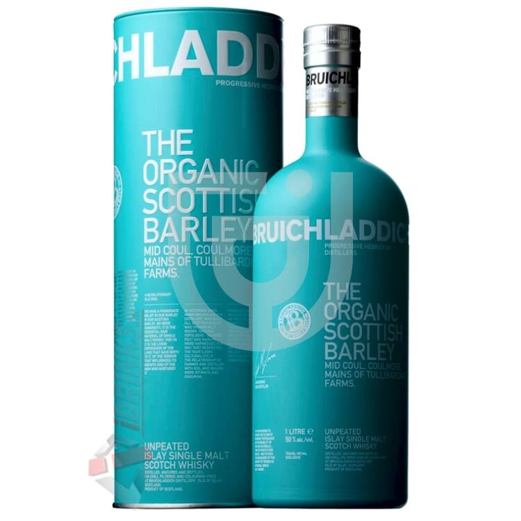 Bruichladdich The Organic Scottish Barley Whisky [1L|50%]