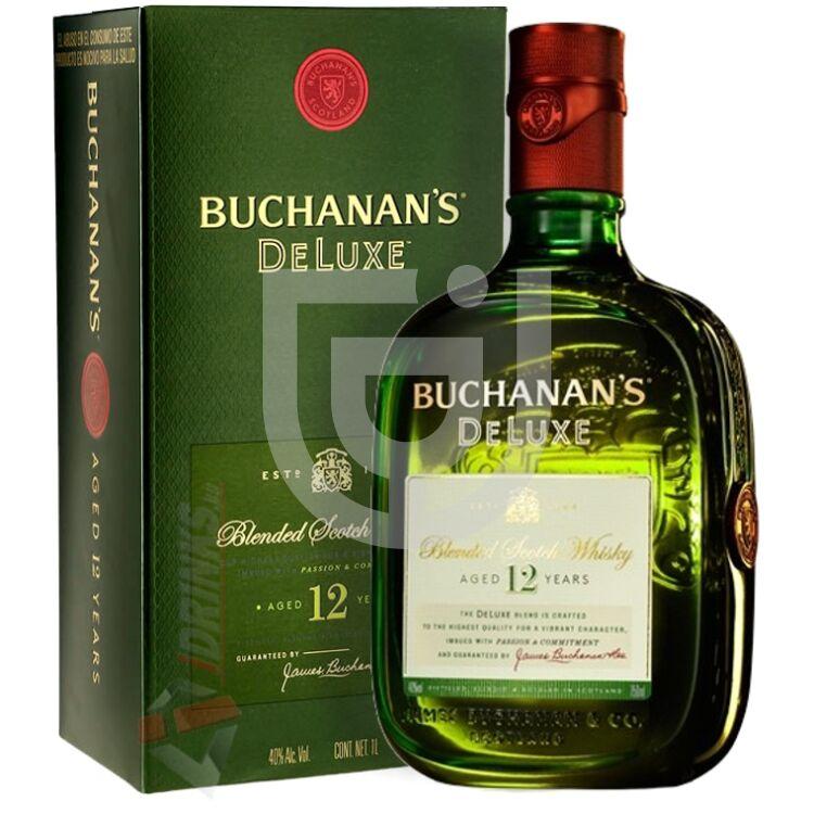Buchanan De Luxe 12 Years Whisky [1L|40%]