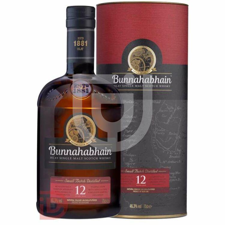 Bunnahabhain 12 Years Whisky [0,7L 46,3%]