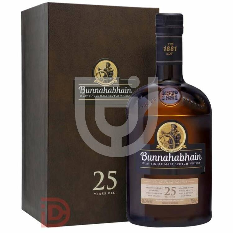 Bunnahabhain 25 Years Whisky [0,7L|46,3%]