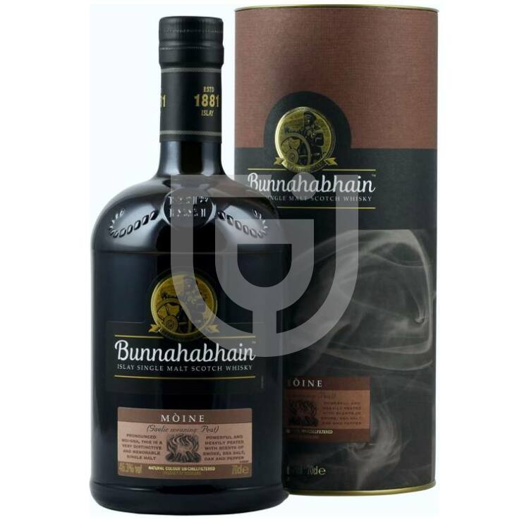 Bunnahabhain Moine Whisky [0,7L 46,3%]
