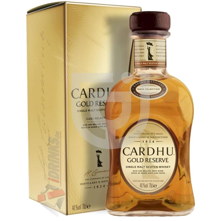 Cardhu Gold Reserve Whisky [0,7L|40%]
