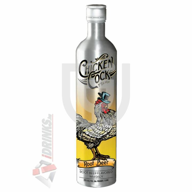 Chicken Cock Root Beer Whiskey [0,7L|35%]